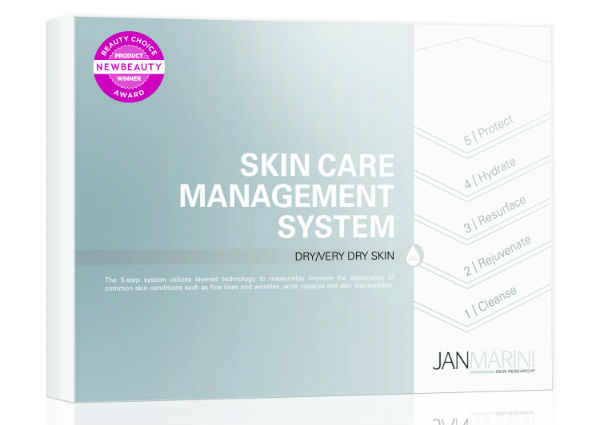 JanMarini Skin Care Management System