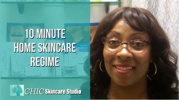 10 Minute Home Skincare Regime 2